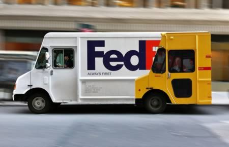 FedEx vs DHL
