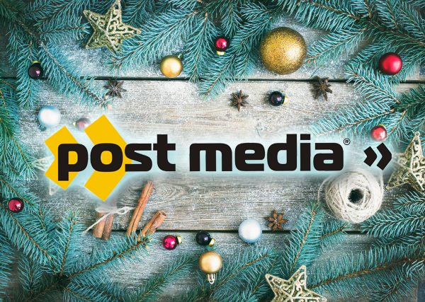 График работы курьерской компании ПОСТ МЕДИА в преддверии праздников